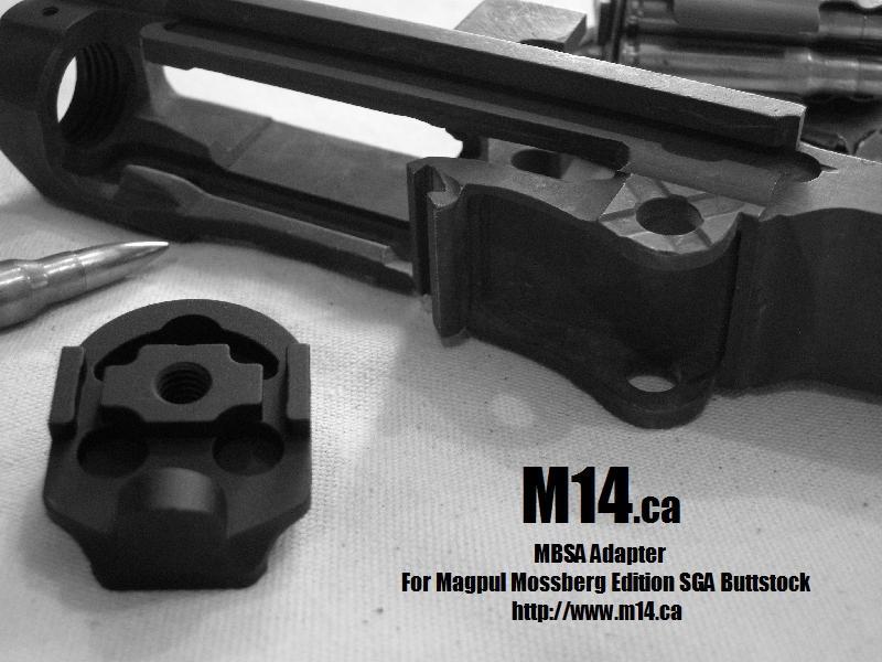 M14/M1A MBSA