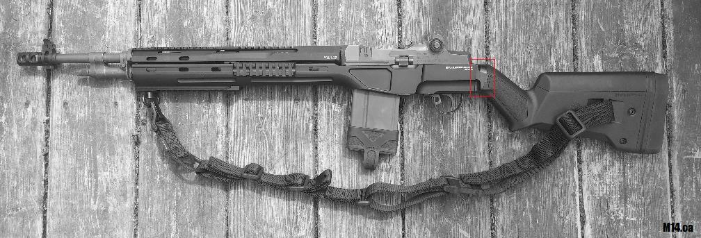 M14/M1A SGA