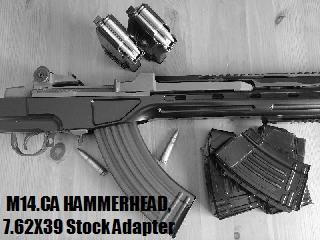 M14 CA, M14, M1A, M305 Rifle Stocks, Scope Mounts, Scout