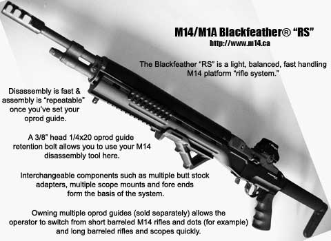M14/M1A Blackfeather RS