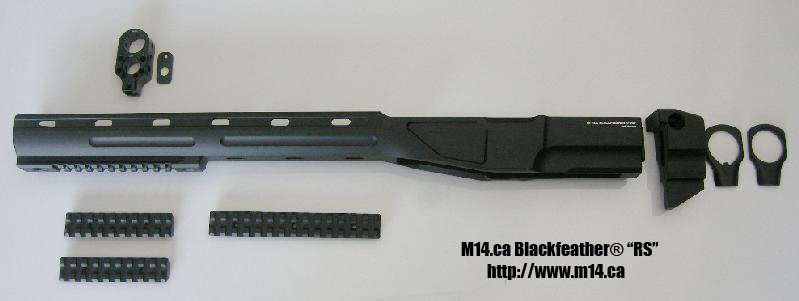 M14/M1A Blackfeather RS M14 Rifle Stock